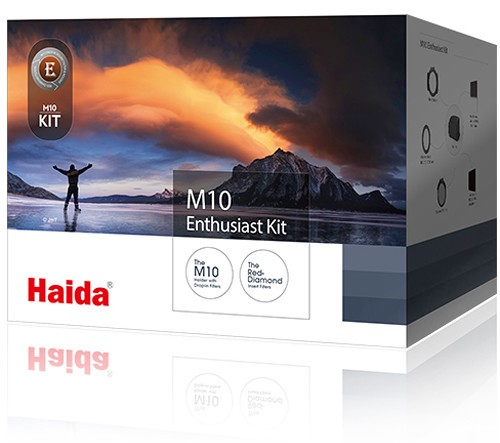 Haida M10 Enthusiast Filter Kit 1 image