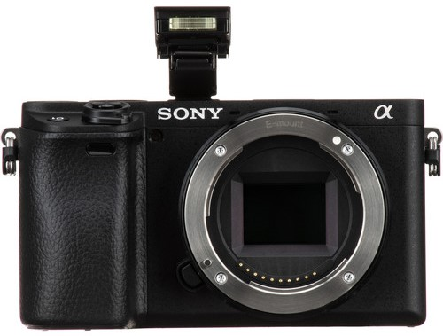 Sony a6400 Body Design 1 image