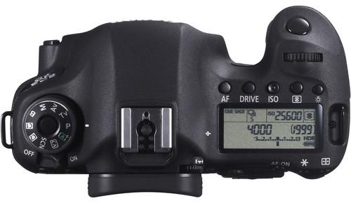 Canon EOS 6D Body Design 1 image