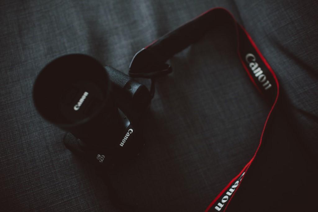 Canon EOS 6D Build Handling image