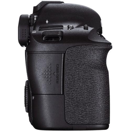Canon EOS 6D Build Handling 1 image