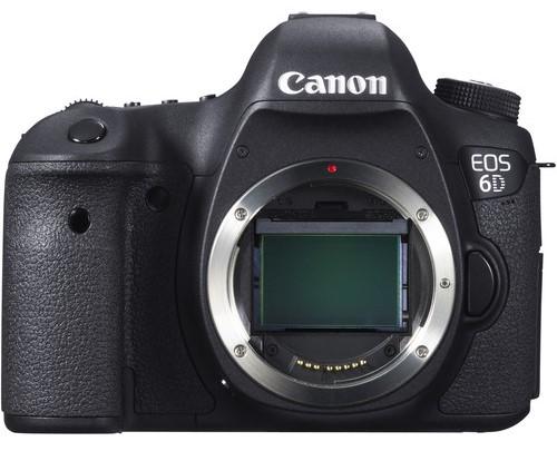 Canon EOS 6D Specs 1 image