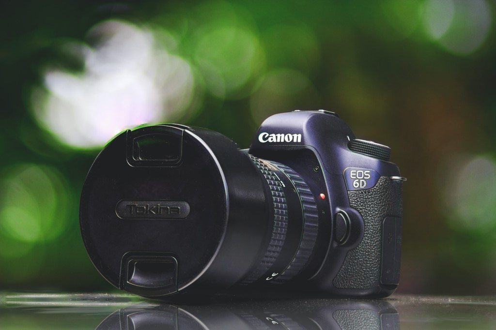 Canon EOS 6D review image