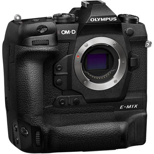 Olympus OM D E M1X Specs 1 image