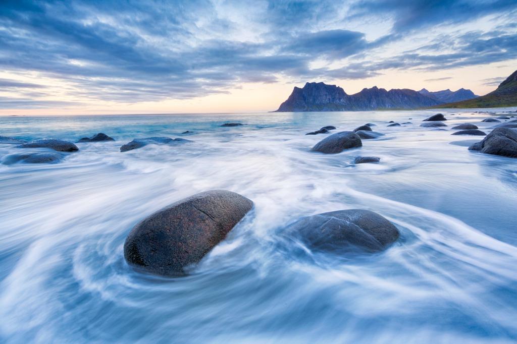 Long Exposure Tutorial Beach Photography image