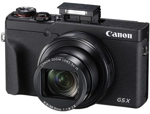 Canon PowerShot G5 X II Body Design 1 image