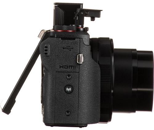 Canon PowerShot G5 X II Body Design 2 image