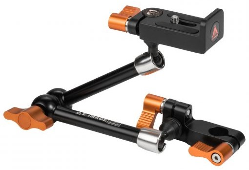features of video tripods 6 image