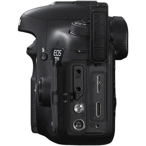 Canon 7D Mark II Body Design image