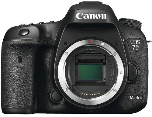 Canon 7D Mark II Specs image