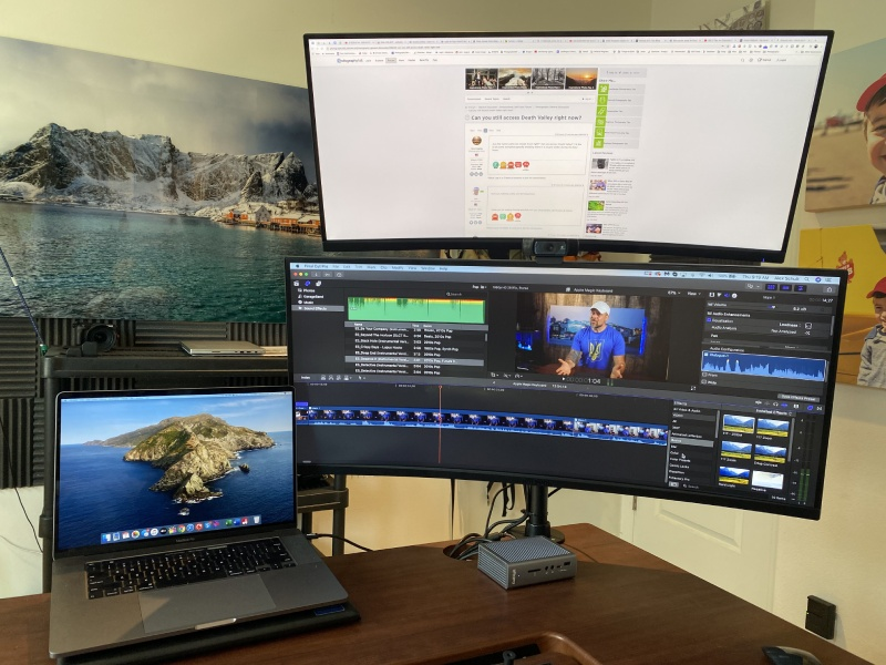 Why You Need a Curved Monitor for Photo Editing image