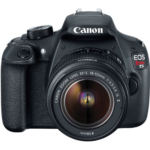 Biggest Benefit of the Canon EOS Rebel T5 image