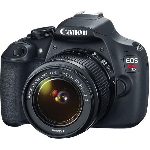Canon EOS Rebel T5 Specs image