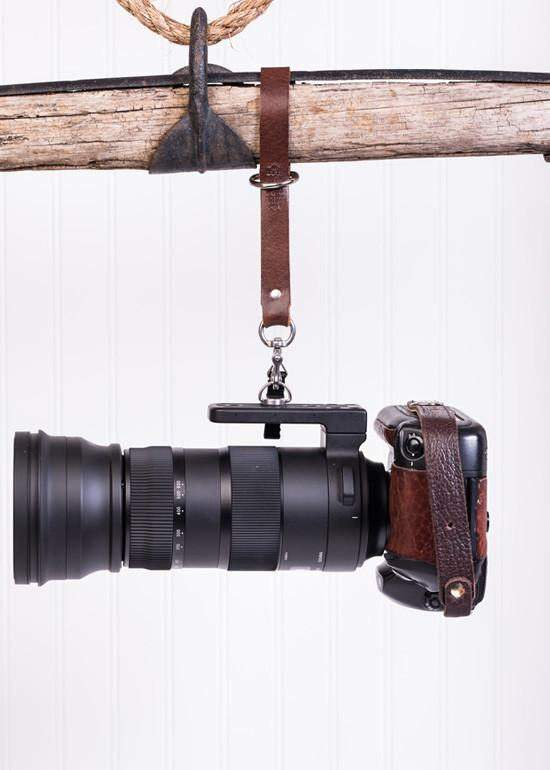 Beautiful Leather Wrist Straps for Your Camera image