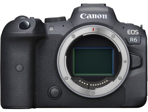 Canon EOS R6 Review image