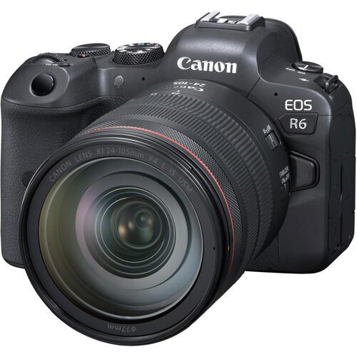 Canon EOS R6 Specs image