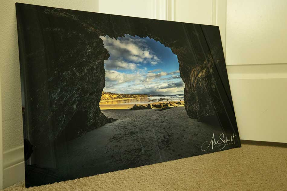 What You DONT Want in a Metal Print image