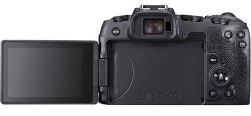 Canon EOS RP Build Handling image