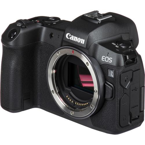 Canon EOS R Specs image