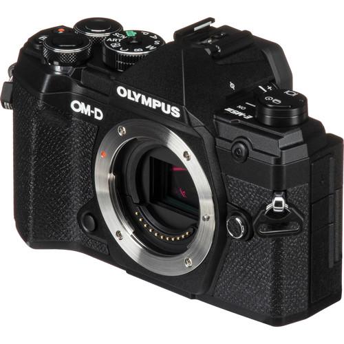 Olympus OM D E M5 III Specs image