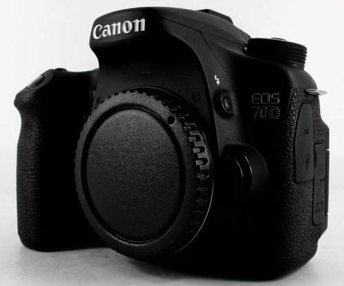 Canon EOS 70D Price image