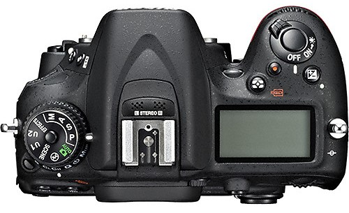 Nikon D7100 Body Design image