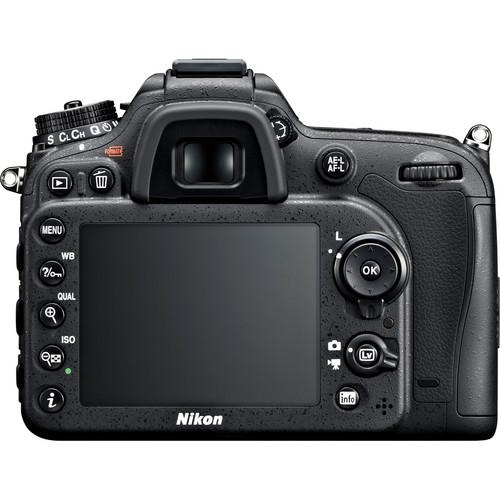 Nikon D7100 Build Handling image