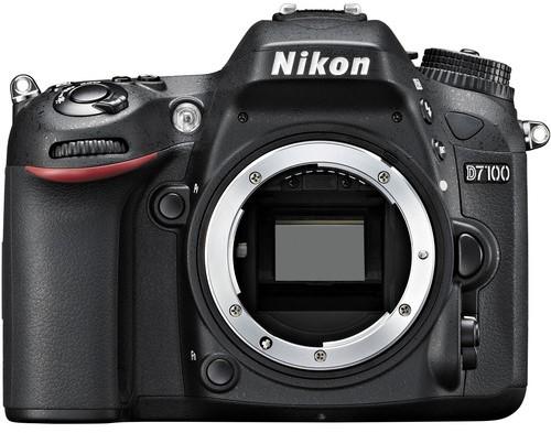 Nikon D7100 Specs image