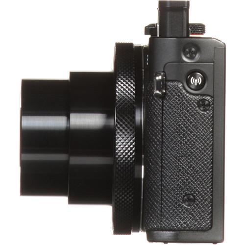 Canon PowerShot G9 X Mark II Body Design 1 image