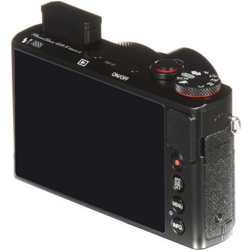 Canon PowerShot G9 X Mark II Build Handling image