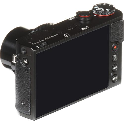 Canon PowerShot G9 X Mark II Build Handling 2 image