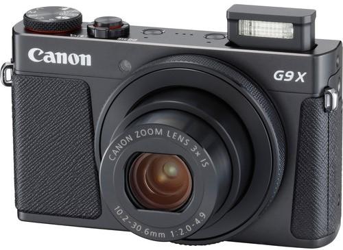 Canon PowerShot G9 X Mark II Review image