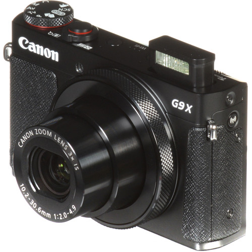 Canon PowerShot G9 X Mark II Specs image