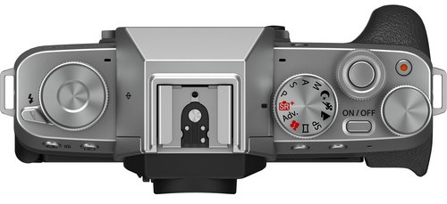 Fujifilm X T200 Body Design 1 image