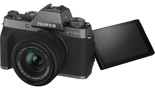 Fujifilm X T200 Video Performance image