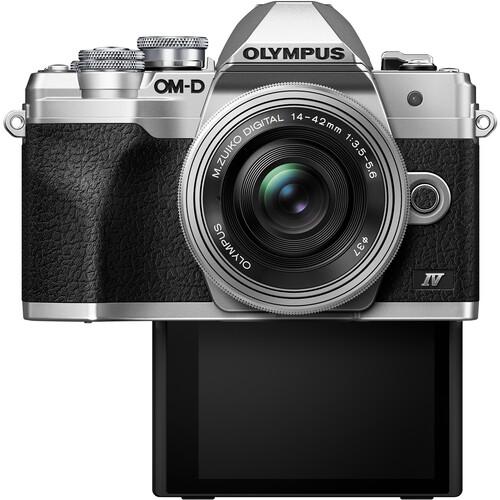 Olympus OM D E M10 Mark IV Build Handling 1 image