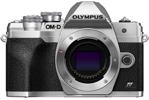 Olympus OM D E M10 Mark IV Review image