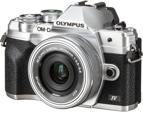 Olympus OM D E M10 Mark IV Specs image