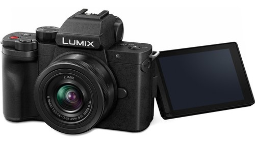 Panasonic Lumix DC G100 Build Handling 1 image
