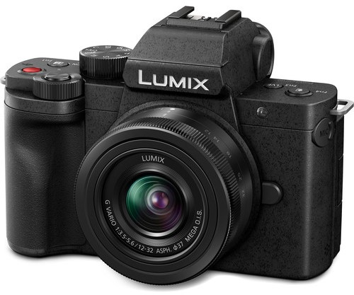 Panasonic Lumix DC G100 Build Handling 2 image