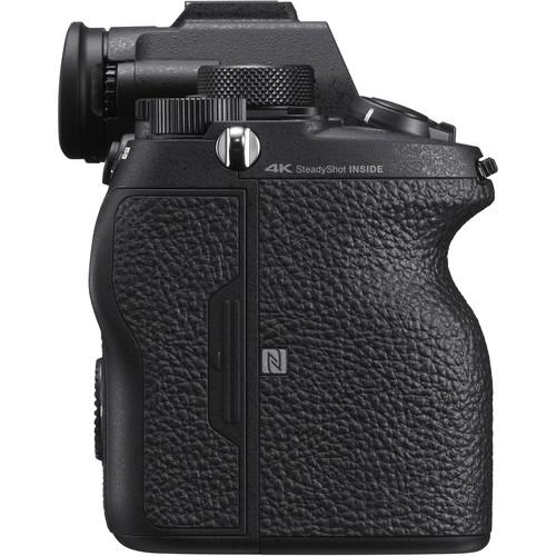 Sony a9 II Build Handling 1 image