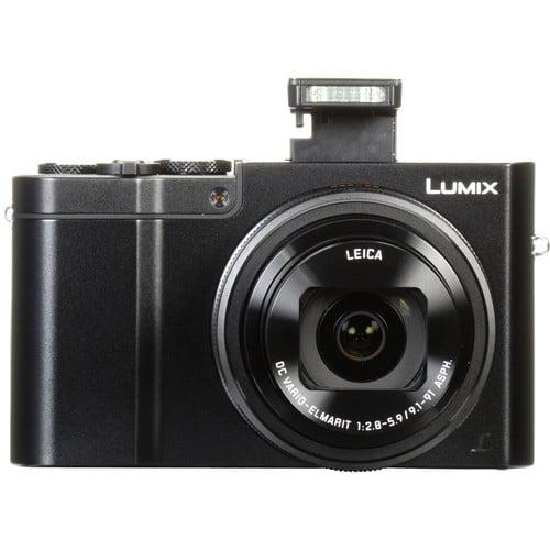 Panasonic Lumix DMC ZS100 Build Handling 1 image
