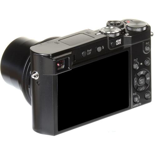 Panasonic Lumix DMC ZS100 Video Performance image