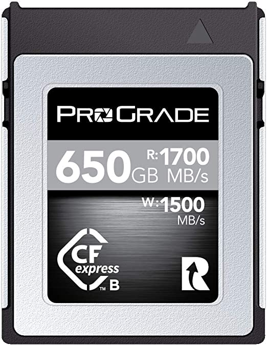gifts for photographers prograde memory card image