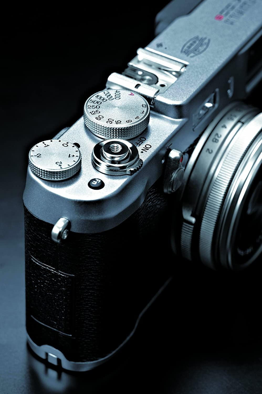 FujiFilm X100s Body Design image