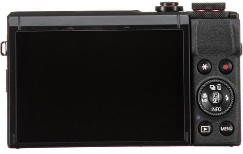 Canon PowerShot G7 X III Body Design image