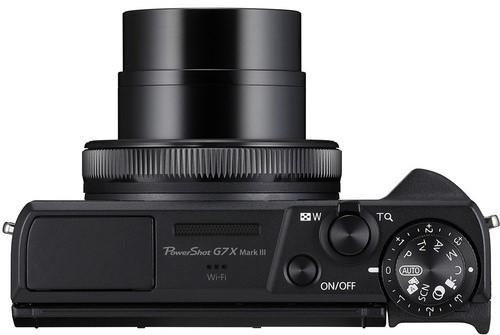 Canon PowerShot G7 X III Build Handling image