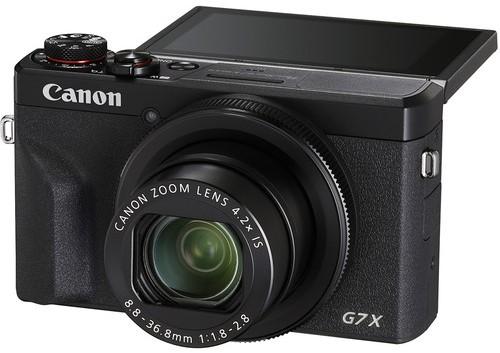 Canon PowerShot G7 X III Video Performance image