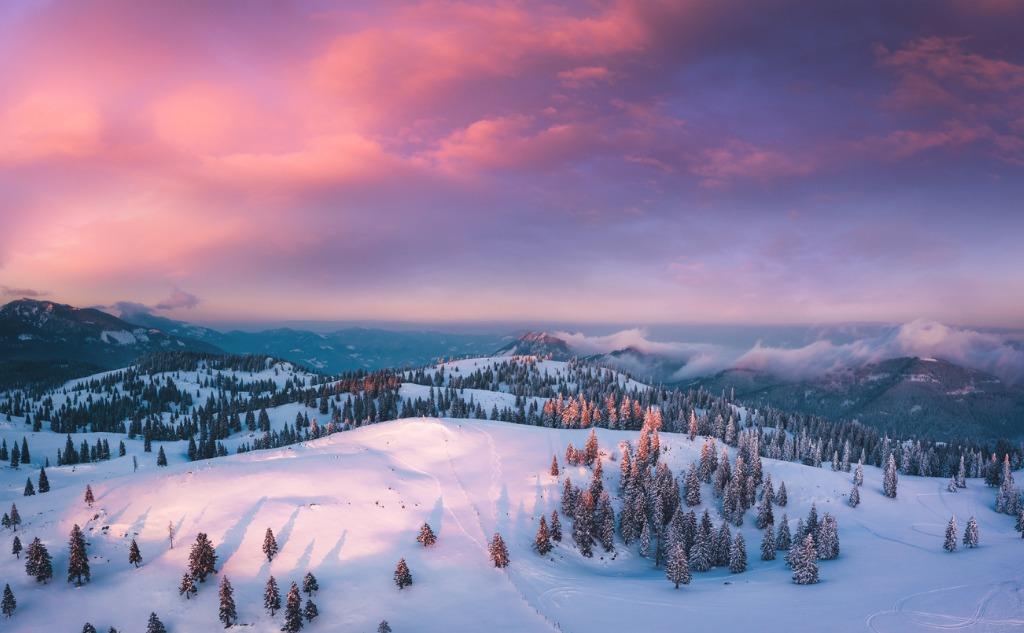 snow photography image