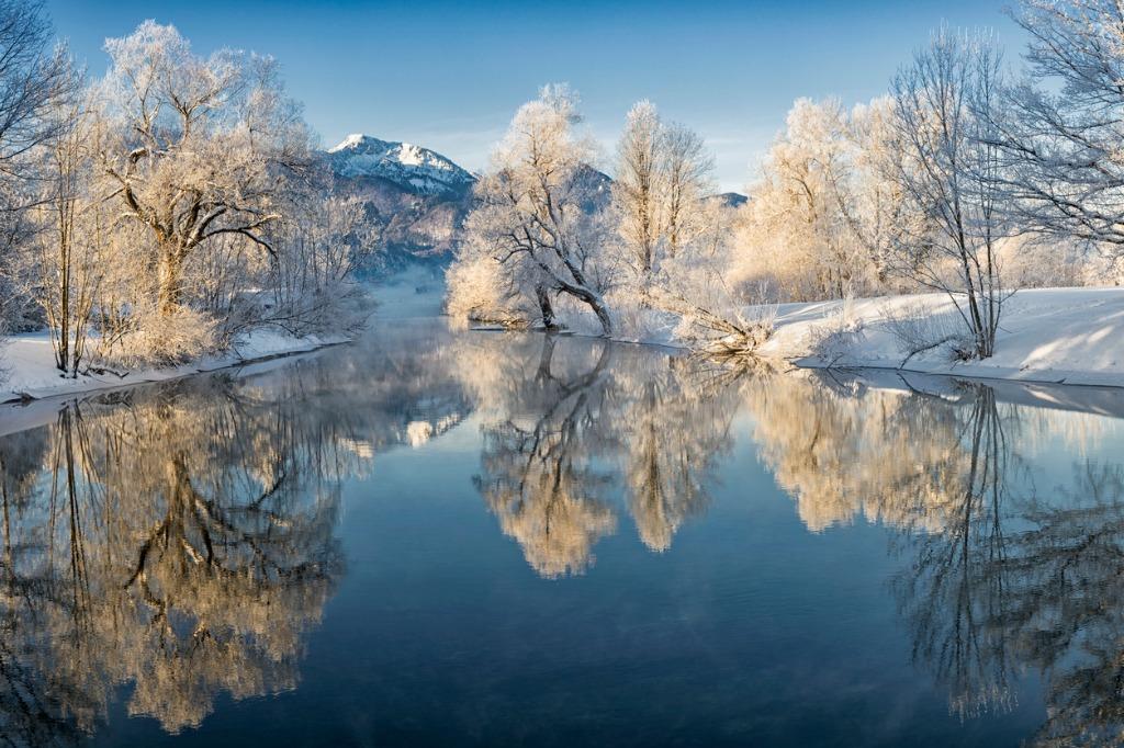 snowy landscapes image